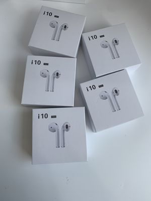 I 10 earbuds each $55 for Sale in Everett, MA