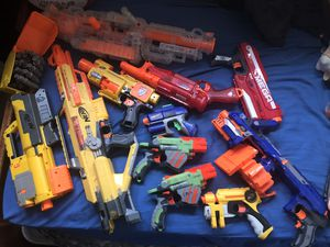 NERF Guns for Sale in Livermore, CA