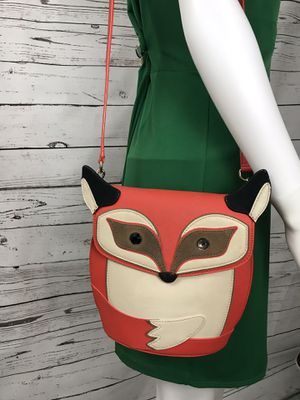 Kate Spade super cute fox purse with crossbody strap! for Sale in Smyrna, TN