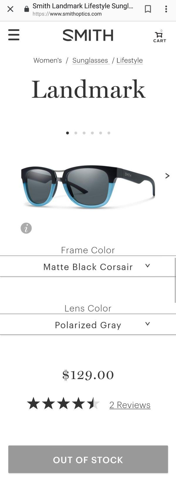 88728fad03 Smith Landmark Sunglasses for Sale in Los Angeles