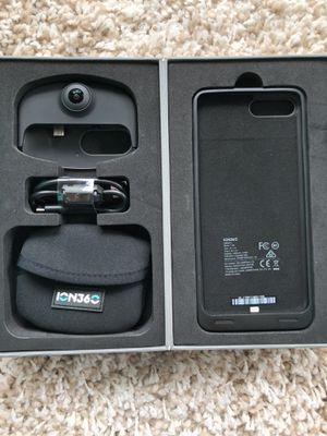 Ion360 7plus camera BRAND NEW for Sale in Columbus, OH