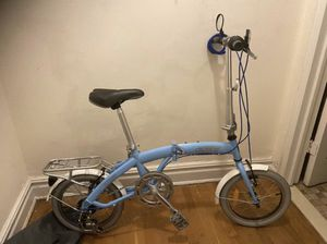 """Citizen Miami 16"""" Folding Bike - barely used - Folding Bicycle for Sale in Queens, NY"""