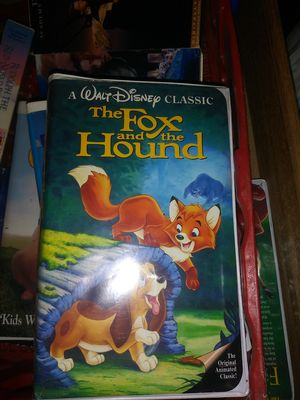 Walt Disney Classic. The Fox & the Hound for Sale in Stone Mountain, GA