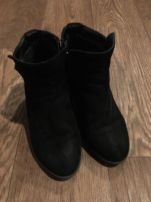 Girls boots and boys dress shoes for Sale in Inman, SC