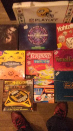 Family and kids games $5 each or we can make a deal on all of them got 19 of them for Sale in Columbus, OH