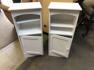 "Small shelf/cabinet set 20"" x 10' x 30"" for Sale in Irving, TX"