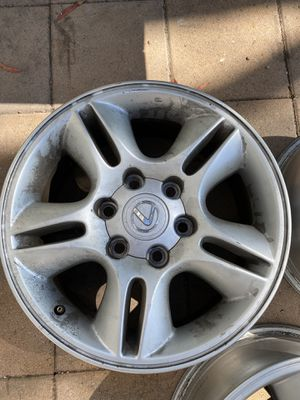 Lexus GX470 OEM Wheels for Sale in San Diego, CA