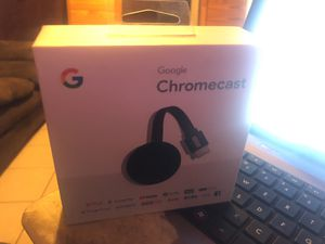 Google chromecast for Sale in Allen Park, MI