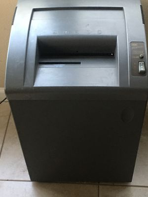 Paper shredder - Price is negotiable!! for Sale in La Mirada, CA
