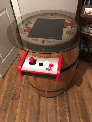 Ohio State Barrel Arcade for Sale in Ostrander, OH