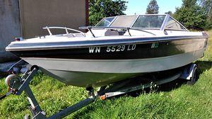 Black Max 135, 17' Tara ski boat for Sale in Sultan, WA