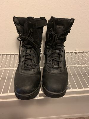 Men's size 11 boots Bates for Sale in New Port Richey, FL