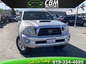 2006 Toyota Tacoma for Sale in El Cajon, CA
