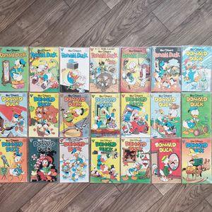 Donald Duck Gladstone Comic Books for Sale in San Diego, CA