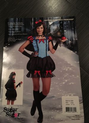 Gothic Fairytale Princess for Sale in Santa Fe Springs, CA