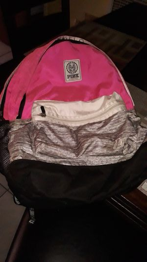 Pink used backpack for Sale in Cudahy, CA