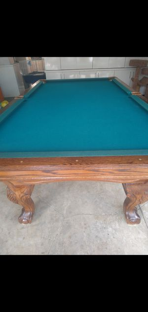 """Pool table """"""""BEST TABLE-4-BEST PRICE"""""""" for Sale in Martinez, CA"""