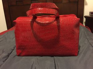 Leather Accessories/make up bag for Sale in Murrieta, CA