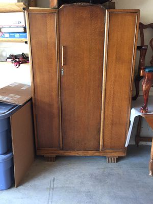 WARDROBE/AMOIRE CLOSET for Sale in Young, AZ