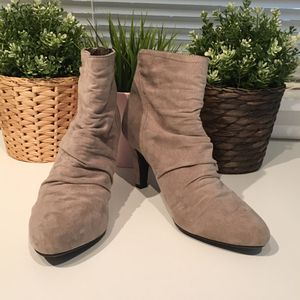 Women Fall Winter Ankle Heel Boots for Sale in Fairfax, VA