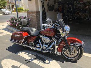 09 Harley-Davidson Road King for Sale in Valencia, CA
