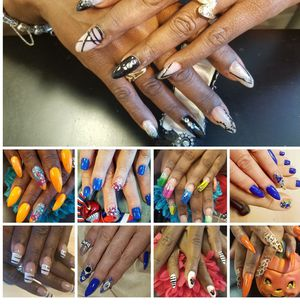 In business 18yrs in line of wrk 30yrs.. {contact info removed} pedicures, Fills, fullsets, hair straightener , Weave, relaxers, for Sale in Hollywood, FL