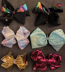 JoJo Siwa Bows and more Bows for Sale in Newport Beach,  CA