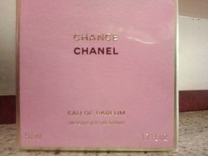 Brand new Chanel chance perfume 1.7 Oz unopened for Sale in San Diego, CA