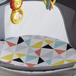 Fisher-Price On-the-Go Baby Dome, Grey/Blue/Yellow/White $25 for Sale in Valley Stream, NY