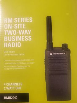 Motorola Two Way Business Radio for Sale in West Linn,  OR