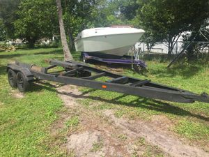 Trailer 24 to 26ft aluminum for Sale in Hialeah, FL