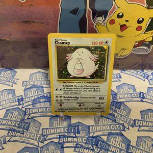 Chansey Base Set 3/102 Pokemon Trading Game for Sale in Pomona, CA