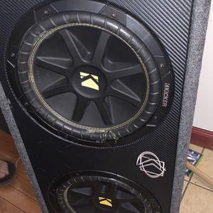 Kicker Speaker for Sale in West Haven, CT
