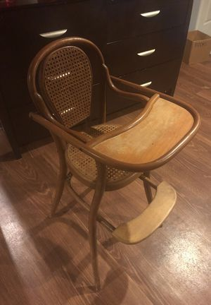 Antique high chair for Sale in Glen Burnie, MD