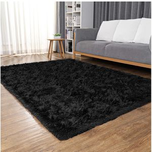 Brand New Machine Washable Area Rugs for Living Room, Ultra-Luxurious Soft and Thick Faux Fur Shag Rug Non-Slip Carpet for Bedroom,Home Decor Rug, 4x5 for Sale in Towson, MD