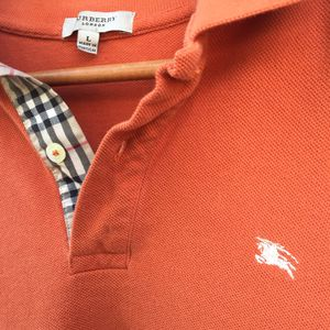 BURBERRY POLO SHIRT for Sale in Raleigh, NC
