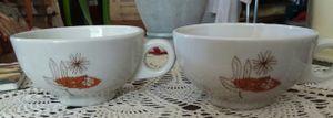 Vtg Anchor Hocking Shenango Teacup Set for Sale in Wyandotte, MI
