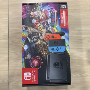 Nintendo Switch Limited Mario Kart budle for Sale in San Jose, CA