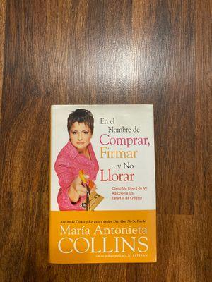 En el nombre de Comprar - Maria Antonieta Collins for Sale in Hazard, CA