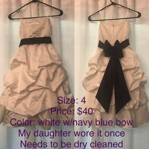 Flower girl dress for Sale in Mount Plymouth, FL