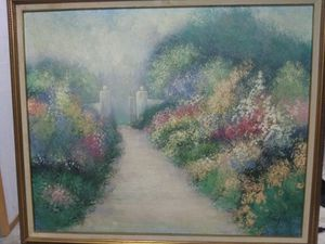 Oil painting for Sale in Lake in the Hills, IL