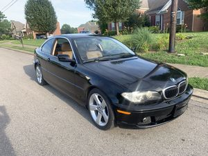 BMW 3 Series Clean Car 325Ci Coup Sport Package $4,600 for Sale in Smyrna, TN