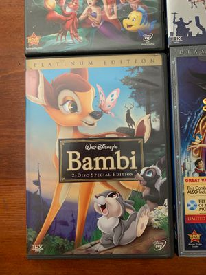 Bambi DVD for Sale in San Diego, CA