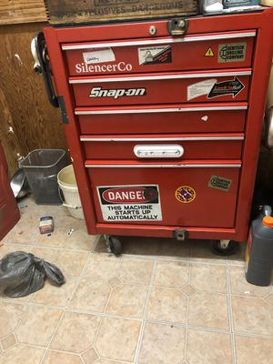 Snap on tool box for Sale in Oldsmar, FL
