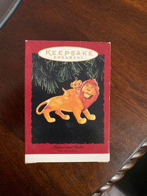 Keepsake Mufusa and Simba for Sale in Tucson, AZ