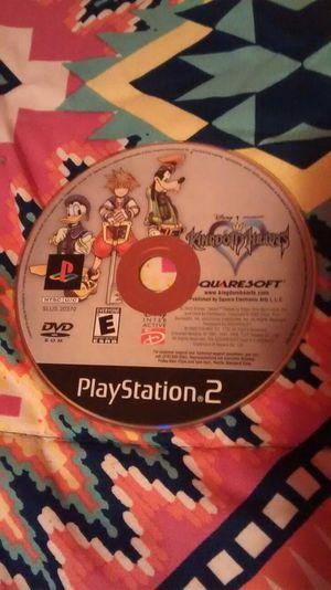 Kingdom Hearts PS2 for Sale in Huntington Park, CA