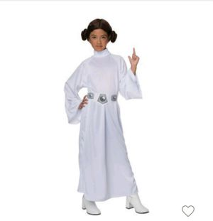 Girls Disney Princess Leia costume size 9/10 for Sale in Spring Valley, CA