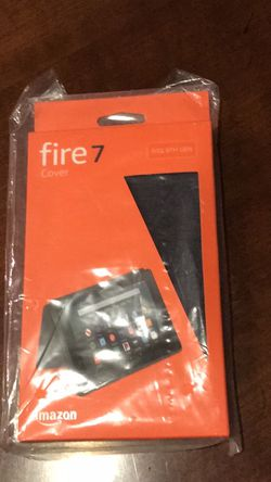 Fire 7 Tablet Case Compatible with 9th Generation 2019 Blue Improve the longevity of compatible devices with this Amazon Fire 7 tablet case. The mag for Sale in Encinitas,  CA