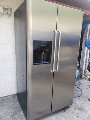 Stainless steel refrigerator by Frigidaire for Sale in Ontario, CA