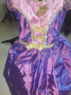 Disney Princess 👸 Rapunzel Costume for Sale in Clearwater,  FL